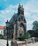 The Chapel of St. Michael - exterior, Kosice, Slovakia