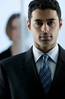 Businessman, portrait