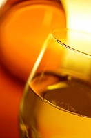 Close-up of a glass of wine