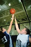 Basketball Tip Off