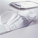 Surgical mask and tray