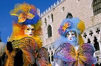italy, veneto, venezia, carnival
