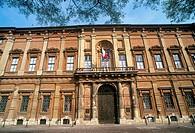 italy, piemonte, alessandria, palazzo della prefettura, 1733