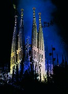 Sagrada Familia. Barcelona. Catalonia. Spain