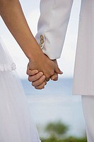 Hands of bride and groom (thumbnail)