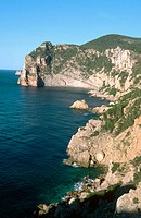 Es Amunts, Ses Balandres. Ibiza, Balearic Islands. Spain