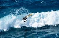 Surf. Maui & Kauai. Hawai. USA.