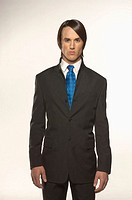 image of man wearing business suit
