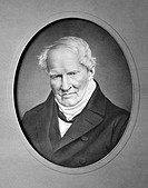 Alexander von Humboldt (1769-1859), German naturalist and explorer. Humboldt trained as a mining engineer, and then used inherited money to indulge hi...