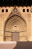 Cathedral, Huesca. Aragón, Spain