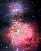 The Great Orion Nebula is most likely the most famous nebula in the Northern Hemisphere.
