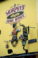 Low angle view of a sign, Cork, County Cork, Ireland