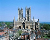 Lincoln Cathedral, Lincoln, Lincolnshire, England