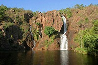 Wangi Falls Litchfield National Park Australia