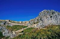Corinthos Peloponnese Greece