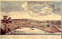 Baltimore, 1752<br />1817<br />by William Strickland (1788-1854)<br />From a Sketch by John Moale