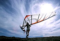 Windsurfing (thumbnail)