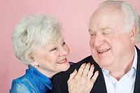 Portrait of a senior adult couple