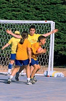 handball, children