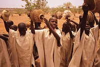 africa, mali, children