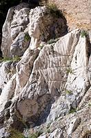 europe, italy, lazio, cervara di roma, sculpture