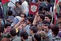 demonstration, amman, jordan