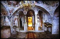 macedonia, san naum monastery