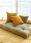 interior design, sofa and chairs