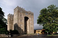 Bunratty Castle. Bunratty. Co. Clare. Ireland.