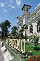 Casino, San Remo. Liguria, Italy