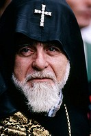 Karekin I, Catholicos of the Armenian Apostolic Church between 1994 and 1999