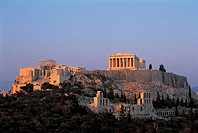 Athens, Acropolis and Parthenon (thumbnail)