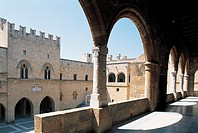 Rhodes, Palace of the Grand Masters