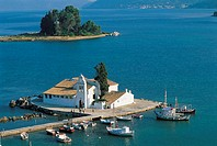 Ionian Islands, Corfu, Kanoni