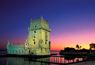 Portugal, Lisbon, Belem tower