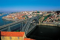 Portugal, Porto and Luis bridge