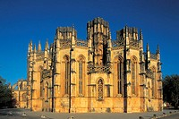 Portugal, Batalha, Unfinished chapels