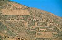 Chile, San Pedro de Atacama, petroglyphs
