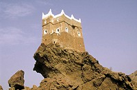 Yemen, Al Mukalla, citadel