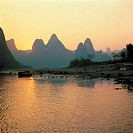 China, Lijiang River, Guangxi