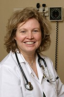 Portrait of a registered nurse (RN).