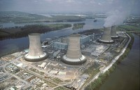 Three-Mile-Island-Nuclear-Power-Plant-Susquehanna-River,-PA
