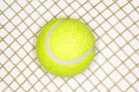 Tennis racket and ball (thumbnail)