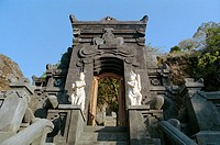 Hindu temple. Bali. Indonesia. South East Asia