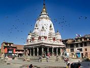 Bhaktapur (Nepal).