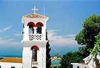 Church in Greece, Southern Europe (thumbnail)