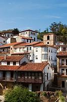 Lastres. Colunga, Asturias, Spain