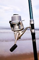 Surf casting sport fishing spool