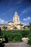 USA, Florida, Coral Gables Biltmore hotel resort