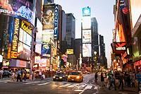 Times Square, NY, USA